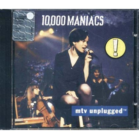 10.000 Maniacs - Mtv Unplugged Cd