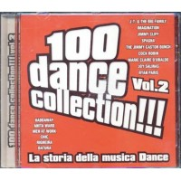 100 Dance Collection !!! Vol. 2 - Haddaway/Spagna/Ryan Paris/Datura Cd