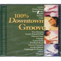 100%25 Downtown Groove - Marvin Gaye/Earth Wind And Fire Cd