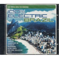 100%25 Electric Brazil Cd