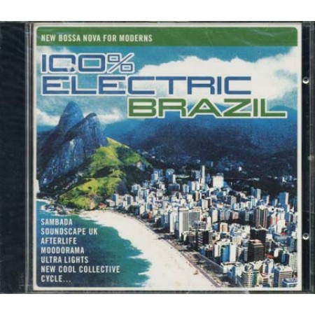 100%25 Electric Brazil Cd