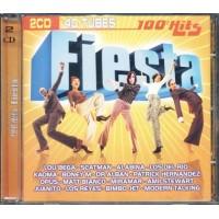100%25 Hits Fiesta - Gaynor/Kaoma/Boney M Megamix/Paradisio Cd