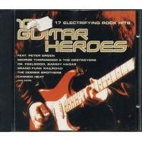100%25 Guitar Heroes Cd