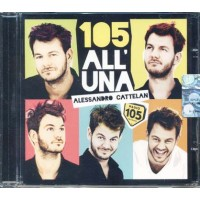 105 All'Una - Cattelan/Bowie/Buckley/Afterhours Cd