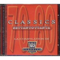 105 Classics Settantottanta - Hancock/Wham/Matt Bianco/Blow Monkeys Cd