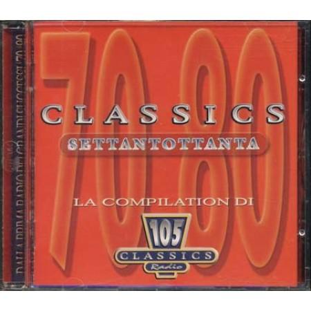 105 Classics Settantottanta - Hancock/Wham/Matt Bianco/Blow Monkeys Cd