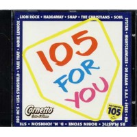 105 For You - Spears/Robbie/Shivaree/Morcheeba/Placebo/Coldplay Cd