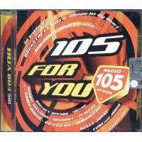 105 For You - Coldplay/Placebo/Eiffel 65/Morcheeba Cd
