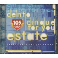 105 For You Estate - Karen Ramirez/Mario +/Robert Miles/Paradisio Cd