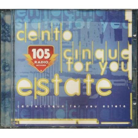 105 For You Estate - Karen Ramirez/Mario +/Robert Miles/Paradisio Cd