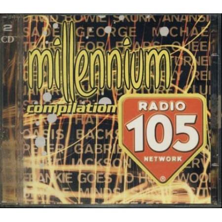 105 Millennium Comp - Bowie/Queen/Duran/Depeche Mode/Oasis 2x Cd