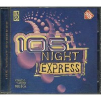 105 Night Express - Battiato/Consoli/Csi/Elio Le Storie Tese/Pausini Cd