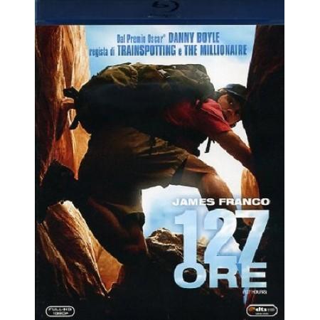 127 Ore - James Franco/Danny Boyle Blu Ray