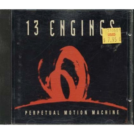 13 Engines - Perpetual Motion Machine Cd