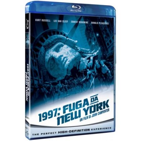 1997 Fuga Da New York - John Carpenter/Kurt Russell Blu Ray