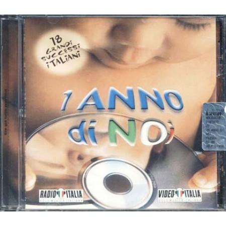 1 Anno Di Noi - Bluvertigo/Lunapop/Articolo 31/Grignani/Nannini Cd