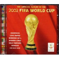 2002 Fifa World Cup - Anastacia/Vangelis/Lopez Cd