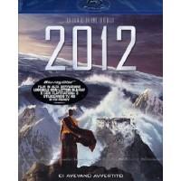 2012 - John Cusack/Roland Emmerich Blu Ray
