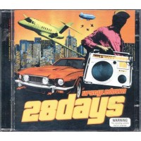 28 Days - Upstyledown Limited Edt -Rom Cd