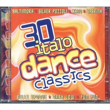 30 Italo Dance Classics - Baltimora/The Creatures/Sabrina/Den Harrow 2x Cd