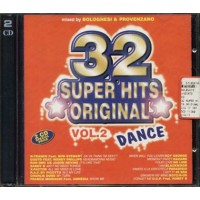 32 Super Hits Original - Prezioso/Gala/Mount Rushmore 2x Cd