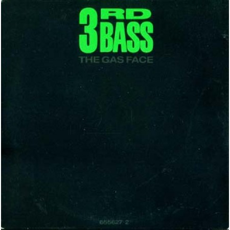 3Rd Bass - The Gas Face Cardsleeve Cd