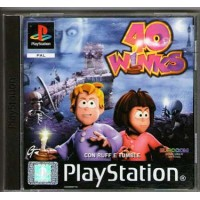 40 Winks Prima Stampa Ps1