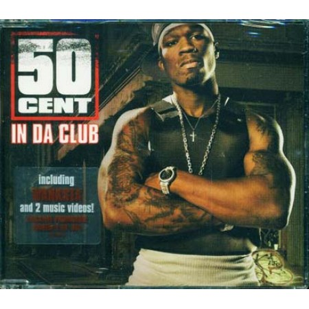 50 Cent - In Da Club Cd