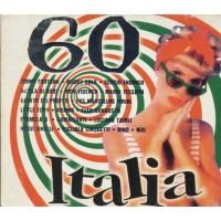 60 Italia - Adamo/Bobby Solo/Jimmy Fontana/Renato Dei Profeti/Mal Cd
