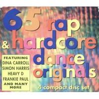 65 Rap & Hardcore Dance - Heavy D/Frankie Paul 4X Cd