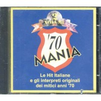 70 Mania - Sorrenti/Formula 3/Beans/Soffici/Santo California Cd