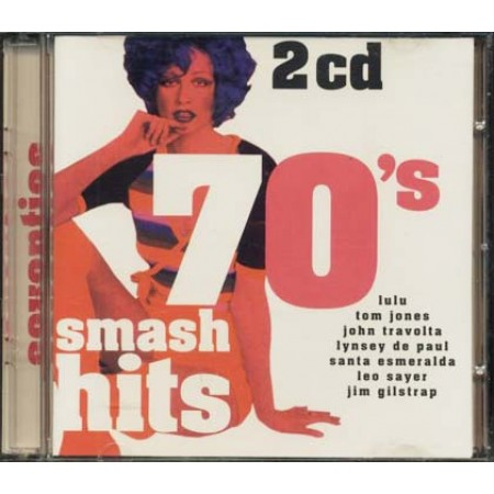 70'S Smash Hits - John Travolta/Leo Sayer/Tom Jones Cd