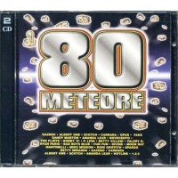 80 Meteore - Gazebo/Carrara/Amanda Lear/Betty Villani/Martinelli 2x Cd