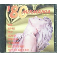 80 Mixmania - Radiorama/Lee Marrow Cd