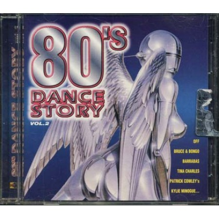 80'S Dance Story Vol. 2 - Off/Gino Soccio/Cerrone/Kylie Minogue Cd