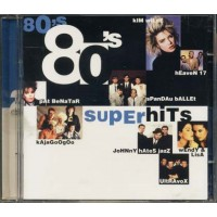 80'S Super Hits - Marillion/Ultravox/Spandau Ballet/Culture Club 2x Cd