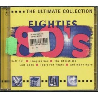 80'S The Ultimate Collection - Soft Cell/Sabrina/Guesch Patti/Opus Cd