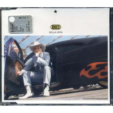 883/Max Pezzali - Bella Vera Cd