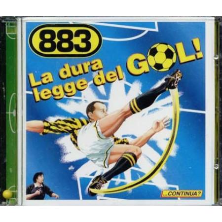 883/Max Pezzali - La Dura Legge Del Gol Cd