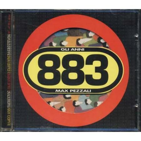883/Max Pezzali - Gli Anni Prima Edizione Lodola Cd