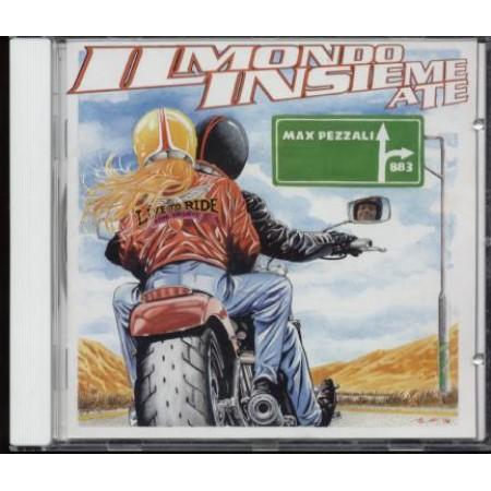 883/Max Pezzali - Il Mondo Insieme A Te Cd