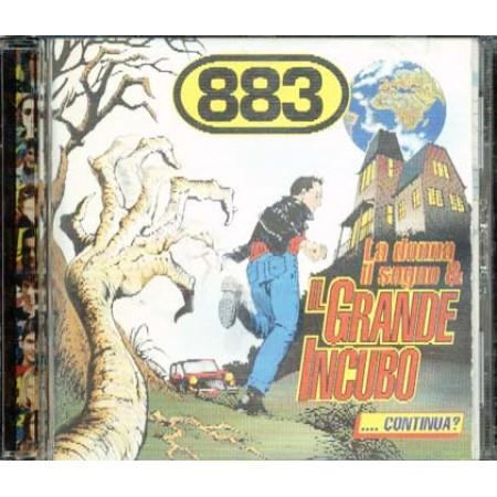 883/Max Pezzali - La Donna Il Sogno E Il Grande Incubo Cd