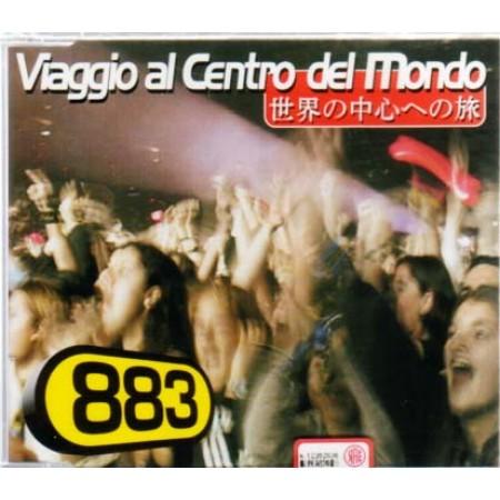 883/Max Pezzali - Viaggio Al Centro Del Mondo Cd