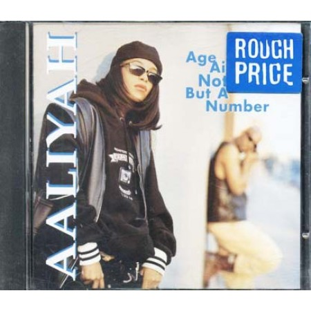Aaliyah - Age Ain'T Nothing But A Number Cd