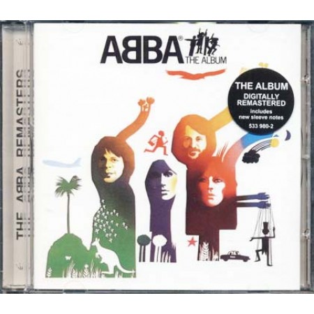 Abba - The Album Cd
