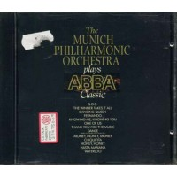 Abba - The Munich Philharmonic Orchestra Plays Abba Classic Cd