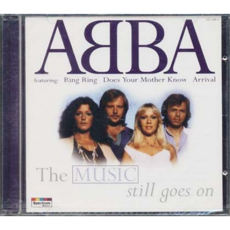 Abba - The Music Still Goes On Cd