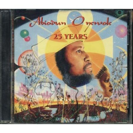 Abiodun Oyewole - 25 Years Cd