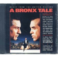 A Bronx Tale Ost - Wilson Pickett/Flamingos/Aaron Neville Cd