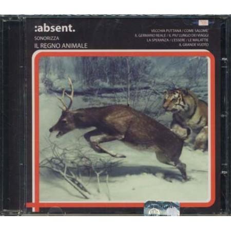 Absent - Sonorizza Il Regno Animale Cd